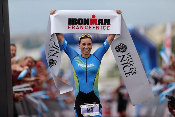 Manon Genêt Ironman Nice 2018
