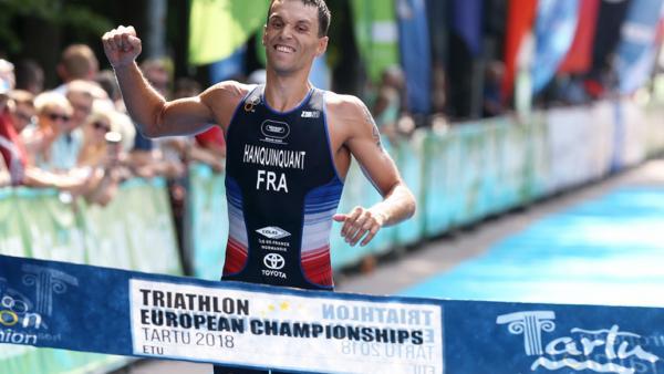 Alexis Hanquinquant Champion d'Europe :-)