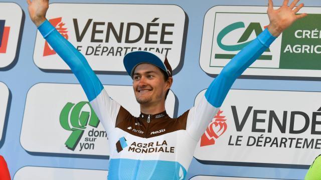 Nico Denz Tour de Vendée 2018