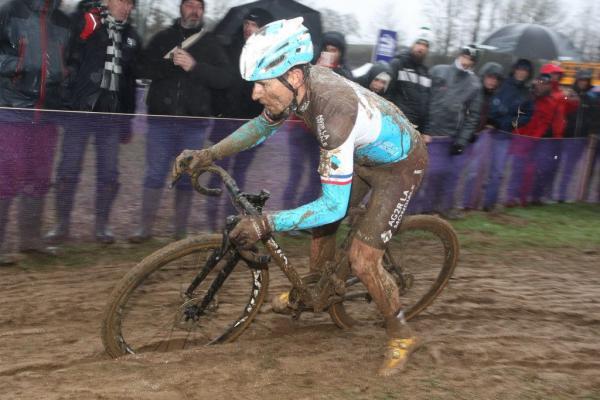 Clément Venturini champion de France 2019 de Cyclo-Cross