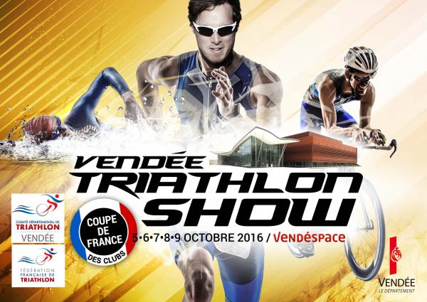 Vendée Triathlon Show 2016