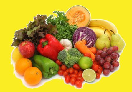 quelques legumes