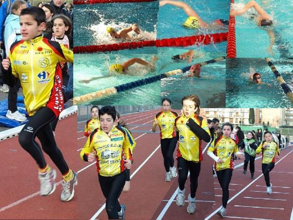 Class-Triathlon janvier 2010