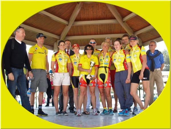 Féminines de Vitrolles Triathlon
