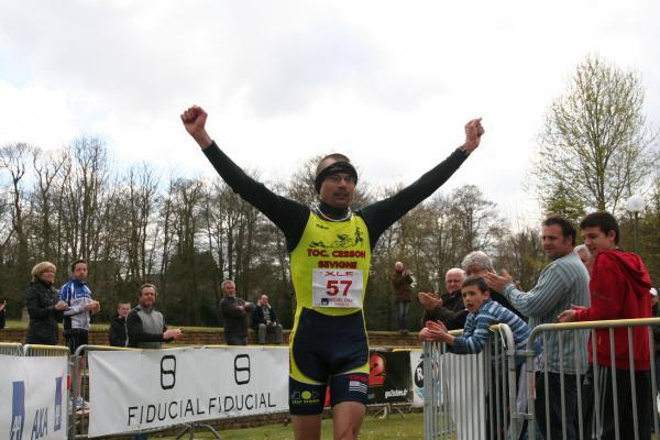notre vainqueur de la XLF, Sébastien Fontaine