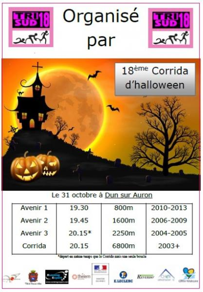 Corrida Halloween