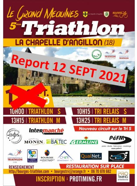 2020 annulation triathlon
