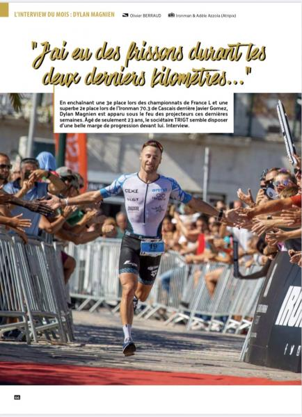 Article Triathlete