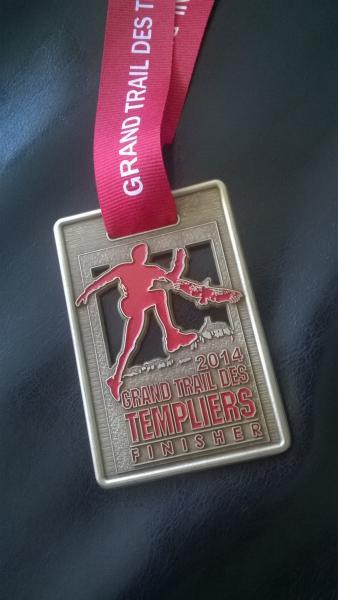 course des Templiers 2014