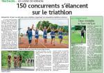 Le triathlon des Lions