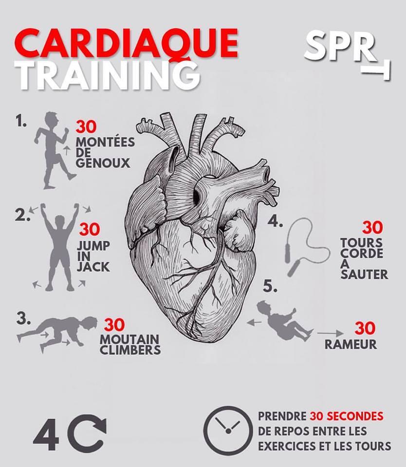 Cardique Training